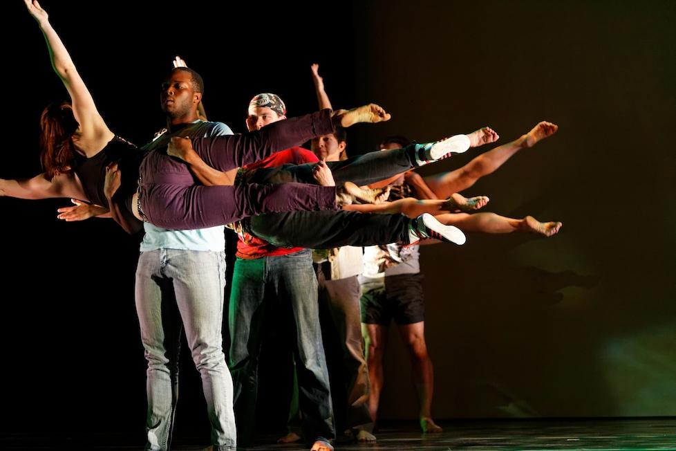 Choreography still